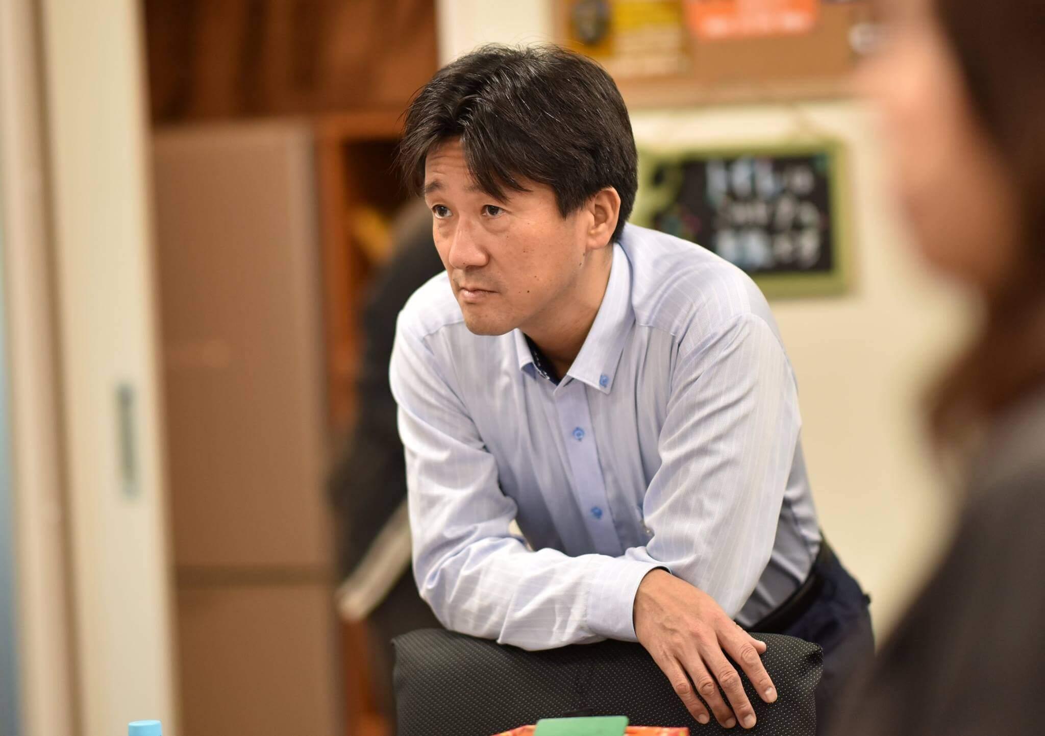 代表取締役 高井哲雄